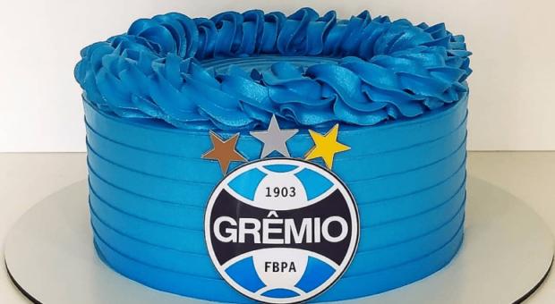 70 ideias de bolo do Grêmio para homenagear o tricolor gaúcho