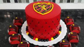 75 fotos de bolo do Sport para ter uma festa digna do time recifense