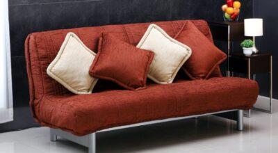 20 lojas com modelos estilosos de sofá-cama para o aconchego do seu lar