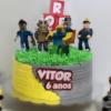 70 modelos de bolo Roblox para potencializar a imaginação