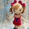 50 ideias de boneca de crochê para despertar a criatividade em você