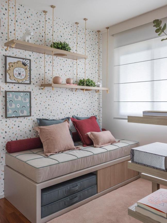 12 ideias de decoração de quarto infantil superincríveis e divertidas