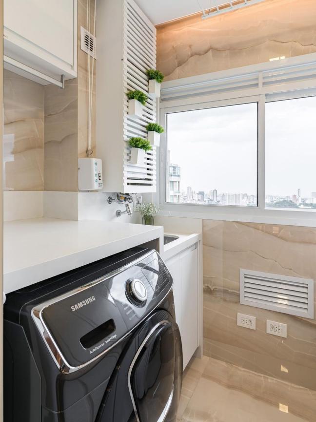 11 ideias para decorar e organizar a lavanderia de modo prático