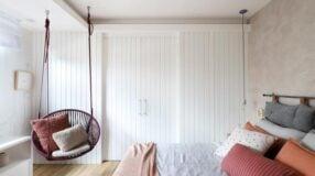 30 ideias de balanço para quarto para uma decoração leve