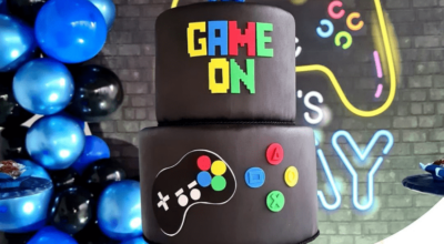 80 fotos de bolo de videogame para dar play na sua festa