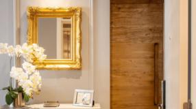 70 fotos de espelho dourado para deixar sua casa mais elegante