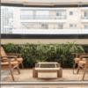 70 opções de poltronas para varanda que unem aconchego e estilo
