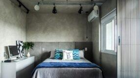 70 ideias para ter um quarto com estilo industrial